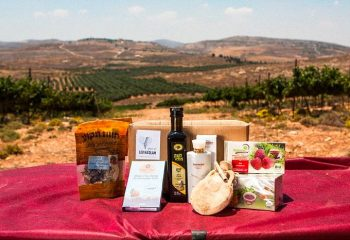 What's Inside A Surprise Monthly Package from Lev HaOlam?