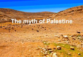 Palestine: A country created with an agenda