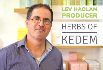 Herbs of Kedem: Growing Biblical Flowers, Creating Unique Healing Products