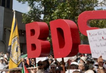 The hypocrisy of BDS exposed: Happy to work with Israel when it suits them